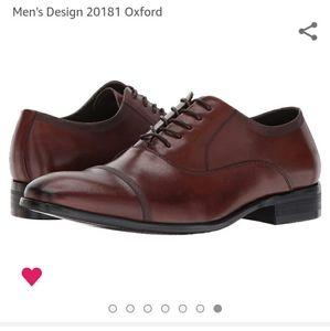 Kenneth Cole Reaction Men's Design 20181 Oxford